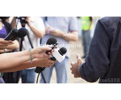Порталу SoNET требуется девушка - корреспондент.